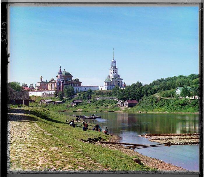Дореволюционные цветные фотографии России (20 фото)