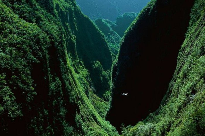 С высоты птичьего полета (20 фото)