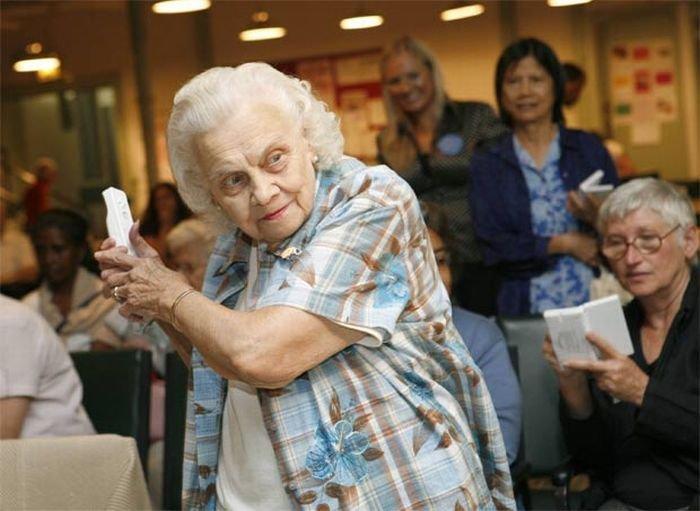 Радость для старичков (20 фото)