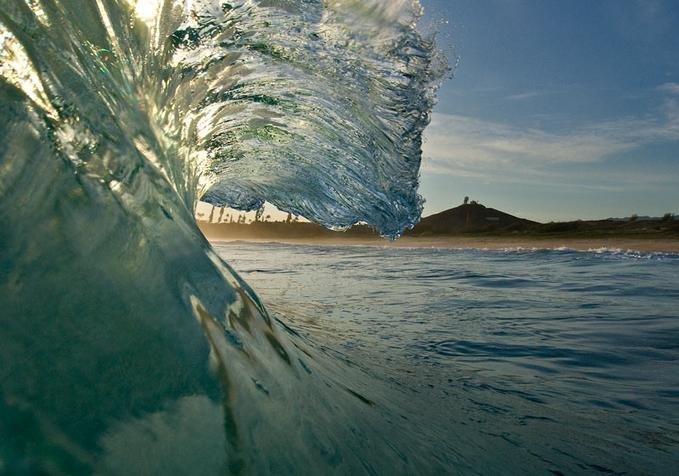 Красивые фотографии волн (27 фото)