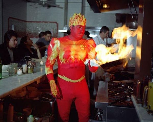 Супергерои в реальной жизни (16 фото)