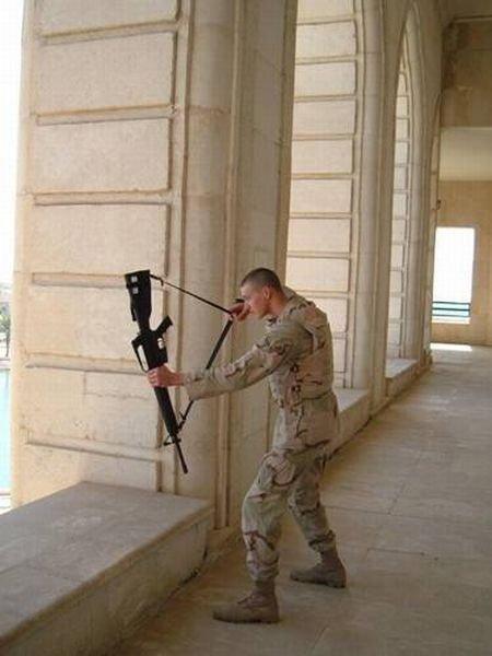 Приколы в армии (84 фото)