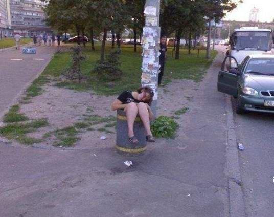Много пить вредно (14 фото)
