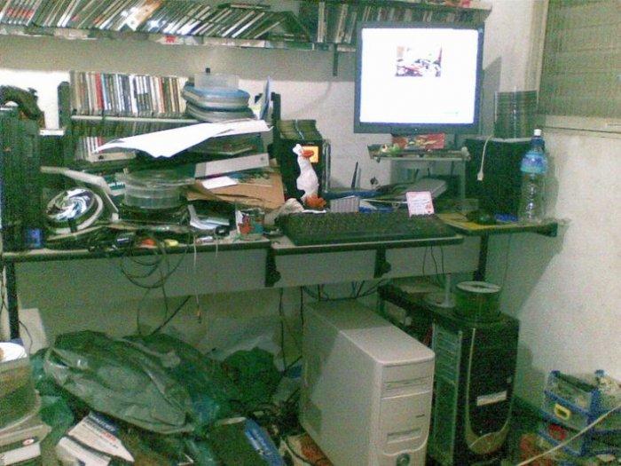 Самые чистые рабочие столы года (52 фото)