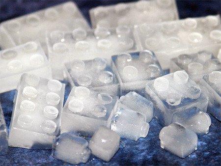 Прикольные ледяные формы (19 фото)
