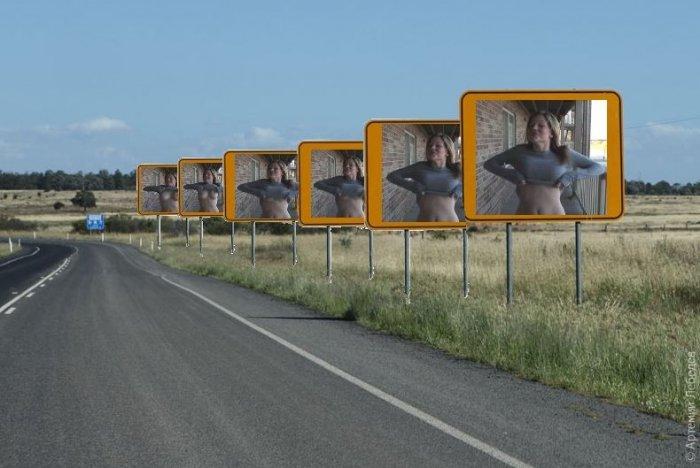 Как развлечь водителя во время дороги (3 фото)
