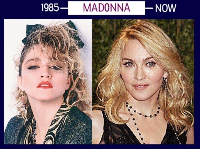 Нестареющие знаменитости (6 фото)