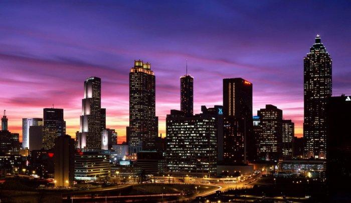Городские пейзажи (20 фото)