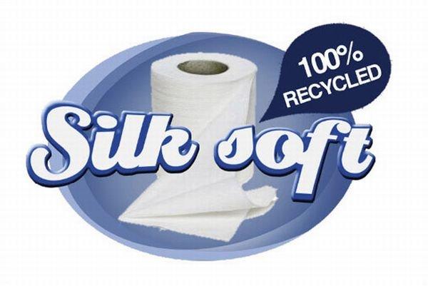 Реклама туалетной бумаги (3 фото)
