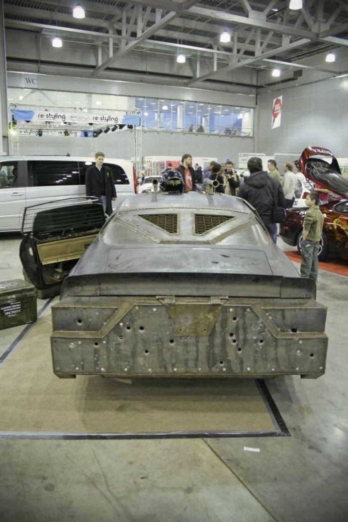 Крутой тюнинг Chevrolet Camaro (26 фото)
