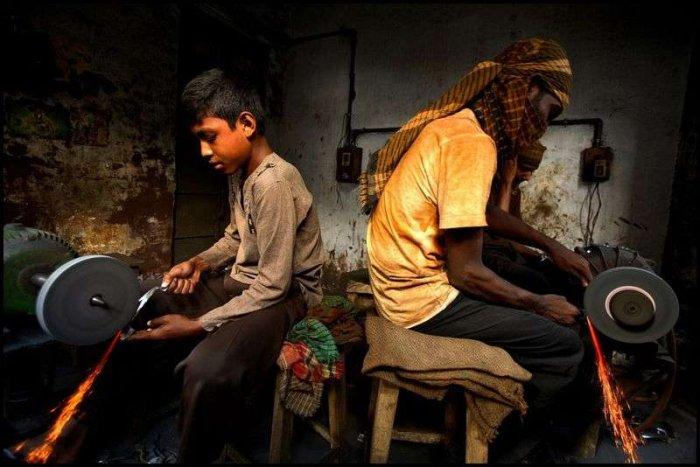 Детский труд (15 фото)