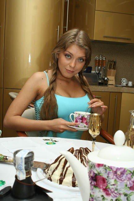 У Мэла Гибсона русская подружка (65 фото)