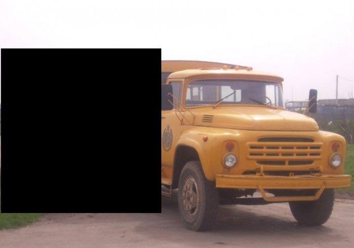 Необычный грузовичек (4 фото)