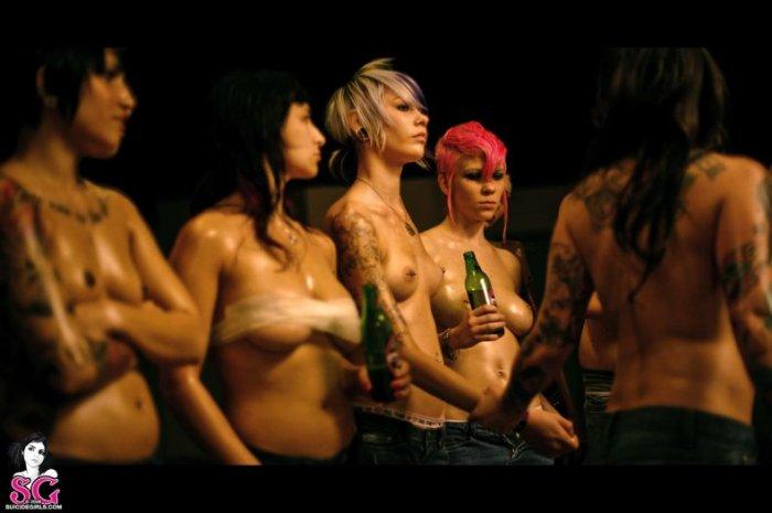 Женский бойцовский клуб (67 фото)