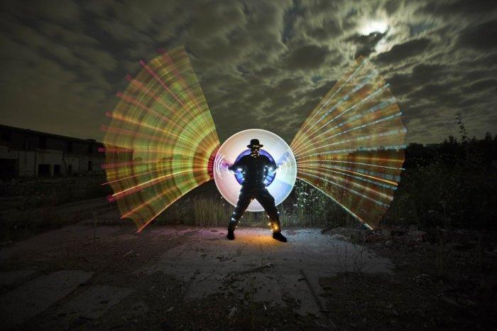 Световые эффекты (12 фото)