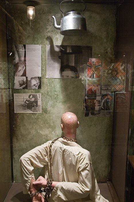 Музей пыток гестапо (20 фото + текст)