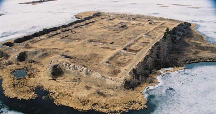 Древний форт (19 фото)
