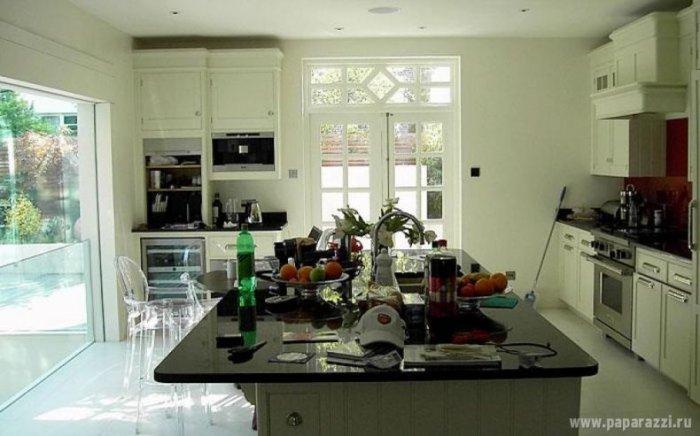 Дом Андрея Аршавина в Лондоне (14 фото)
