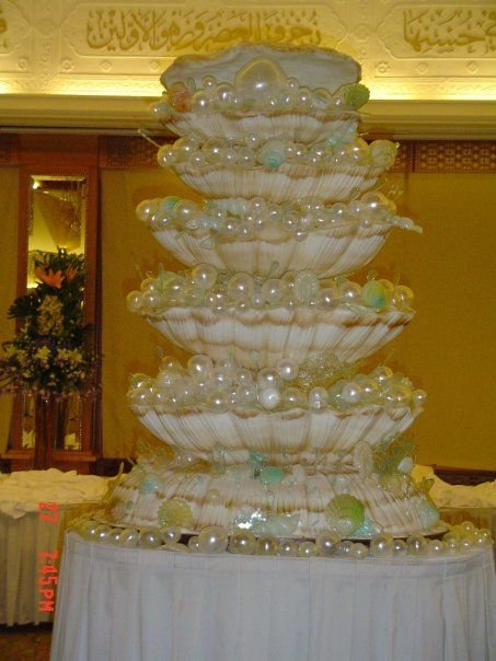 Мегакрутые торты! (20 фото)