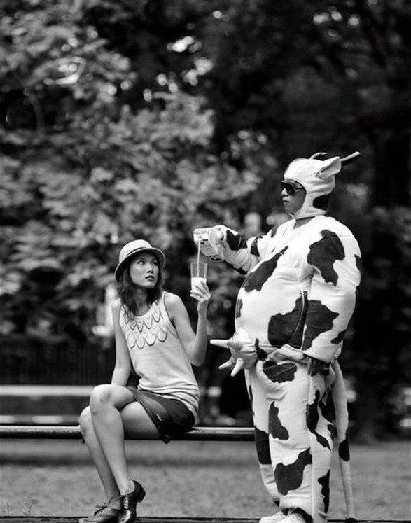 Странные люди (100 фото)