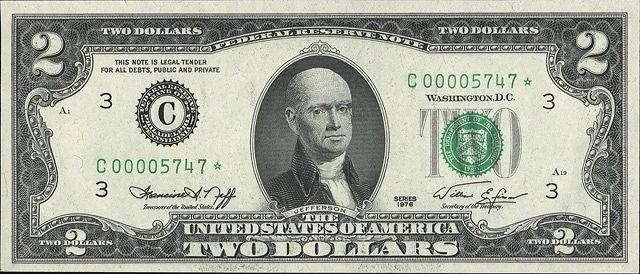 Побреем президентов на долларах (6 фото)