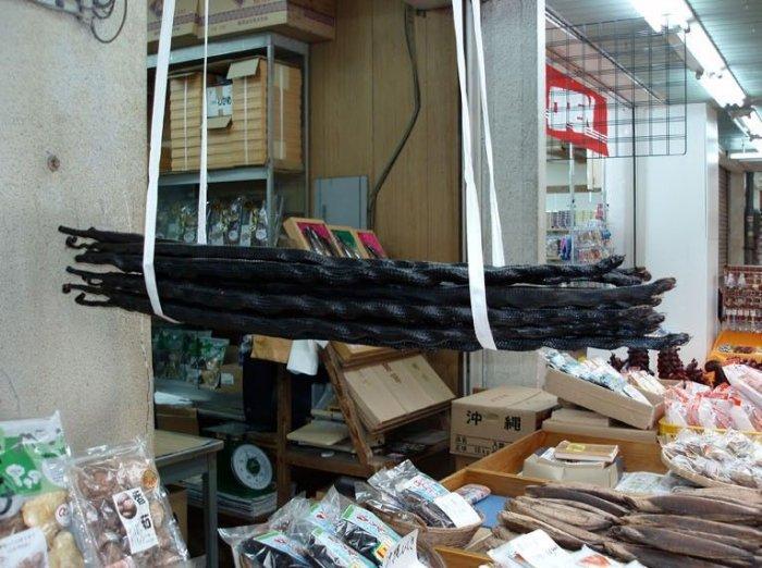 Вкусняшка в китайском магазине (3 фото)