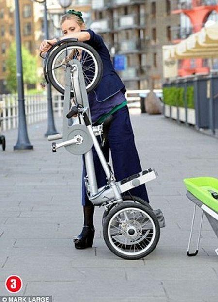 Детская коляска-трансформер (7 фото)