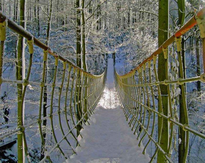 Красивые фотографии мостов (15 фото)