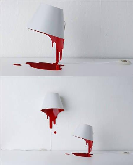 Креативные светильники (15 фото)