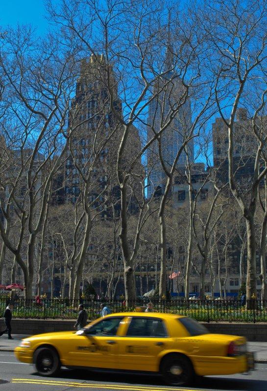 Прогулка по Нью-Йорку (21 фото)