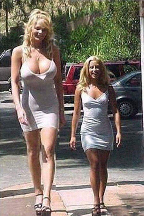 Крупные девушки (15 фото)