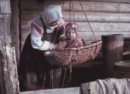 Русская деревня глазами немца (15 фото + текст)