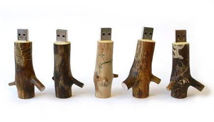 Оригинальные USB-флешки (18 фото)