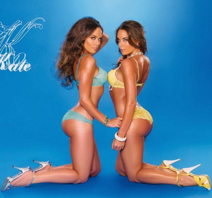 Сестрички Аня и Катя (9 фото)