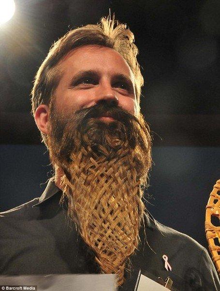 Конкурс бородачей (12 фото)
