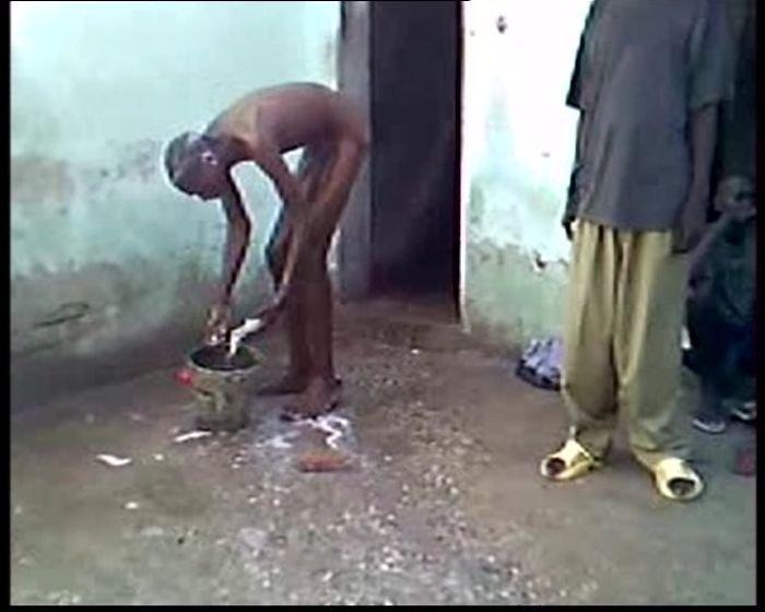 Зимбабвийская тюрьма (23 фото)