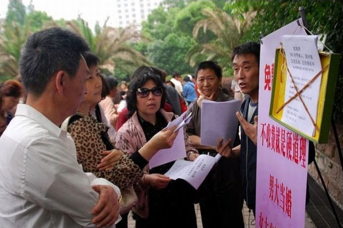 Знакомства по-китайски (13 фото)