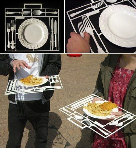 Креативные тарелки и кружки (38 фото)