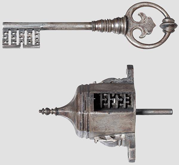 Старинные ключи (20 фото)
