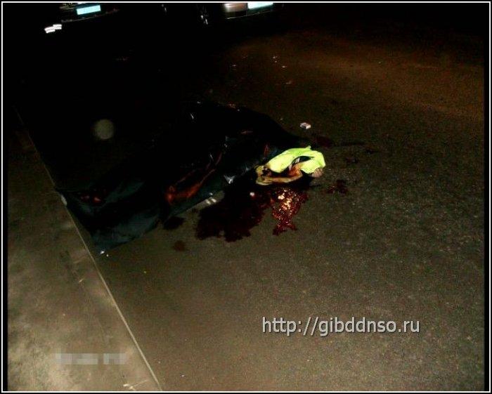 Случай в Новосибирске (20 фото + текст)