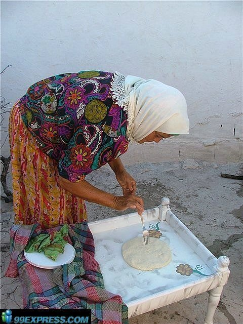 Искусство приготовления лаваша (18 фото)