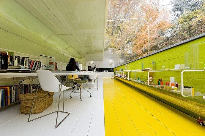 Классный офис (16 фото)