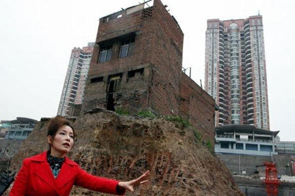 Упертые жильцы (7 фото)