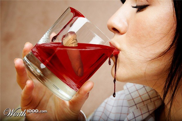 Ужасные напитки. Фотожаба (30 фото)