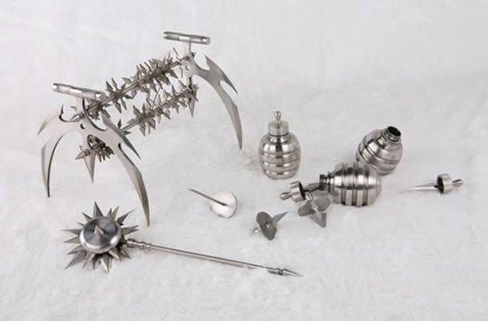 Игрушки для суровых челябинских детей (7 фото)