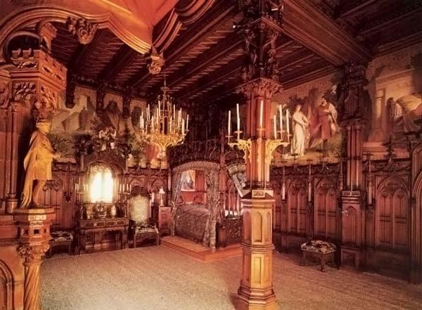 Сказочный замок (16 фото + текст)
