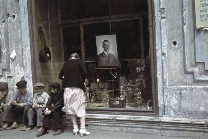Харьков в немецкой окупации (29 фото)