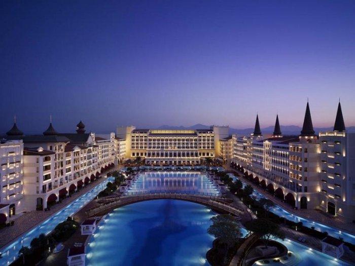 Самый дорогой отель в Европе (34 фото + текст)