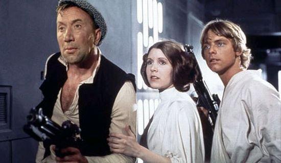 Если бы, наши актеры снимались в зарубежных фильмах (67 фото)