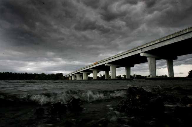 Надвигающийся шторм (17 фото)